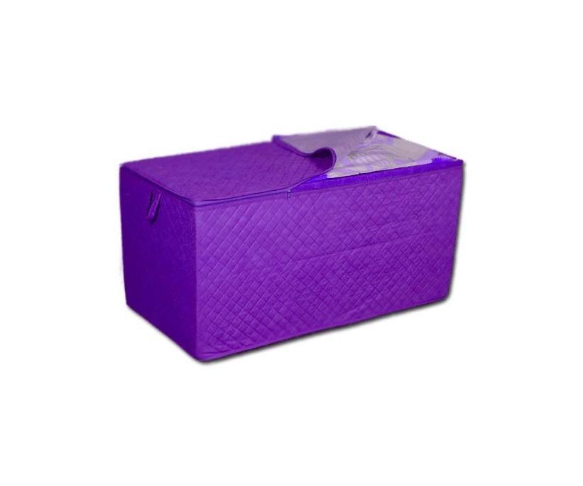Сундуки на молнии для хранения вещей (без каркаса) MEGA - 100x50x50 см.